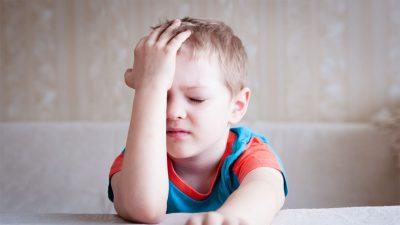 Çocuk baş ağrıları, nedenleri ve belirtileri