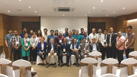 Dünya Başağrısı Derneği Nepal Başağrısı Eğitimi, 20-21 Temmuz 2019, Nepal