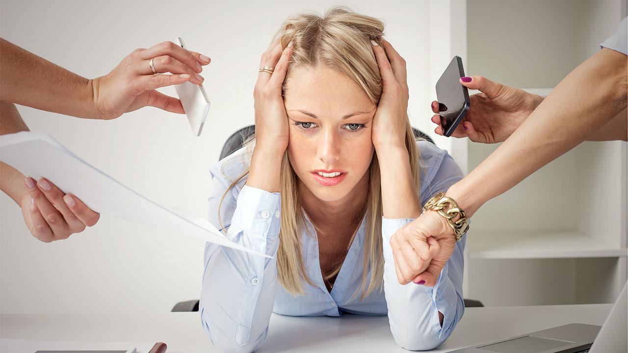 Stres ve anksiyete vücudumuzda kendini nasıl belli ediyor?