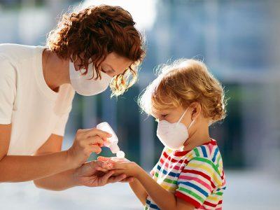 Çocuklarda COVID'e Bağlı Akciğer Hasarı İleride IQ Düşüklüğüne Neden Olabilir