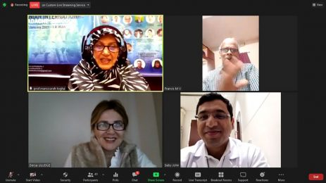 2. İran Uluslararası Baş Ağrısı Okulu, 15-17 Ocak 2021, İran