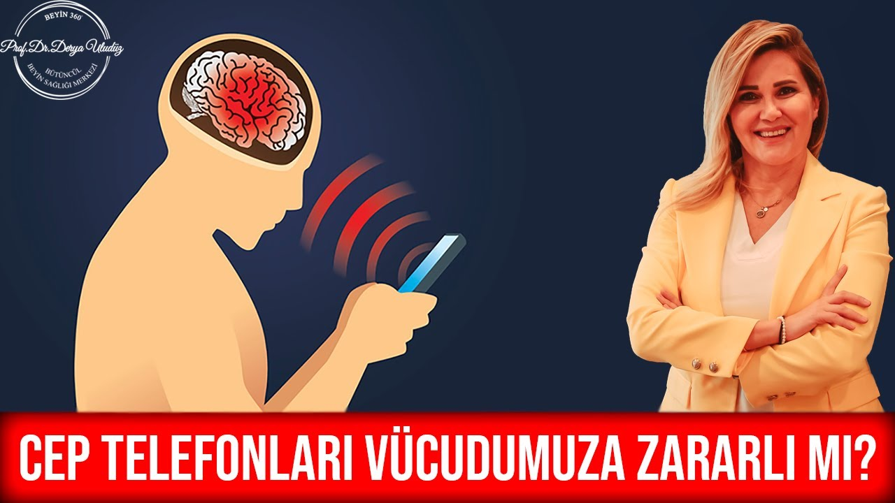 Cep Telefonları Vücudumuza Zararlı mı?