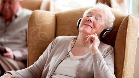 Müziğin ileri evre Demans'a etkileri