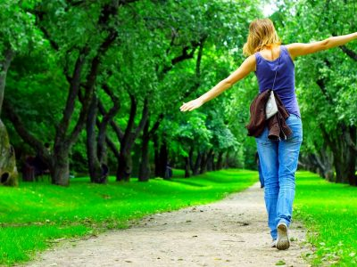 Daha Sağlıklı Bir Beyin İçin Yürüyün