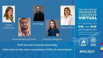 Prof. Dr. Derya Uludüz, Avrupa Baş Ağrısı Derneği yönetim kuruluna seçildi