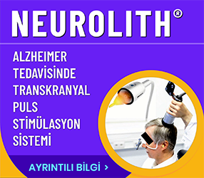 Alzheimer Hastalığı Tedavisinde NEUROLITH® Transkraniyal Puls Stimülasyon Sistemi